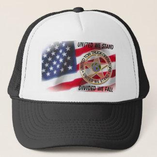 UNITED WE STAND PATRIOTIC HAT