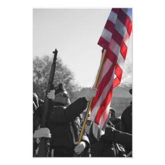 United We Stand Photo Print