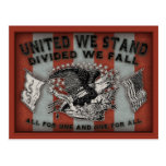 United We Stand Post Cards