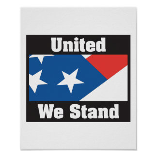 United We Stand Posters