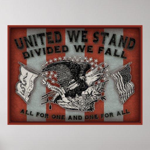 United We Stand Print