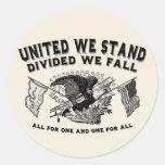United We Stand Sticker