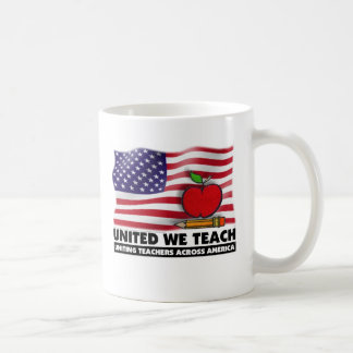 UNITED WE TEACH™ Coffee Mug