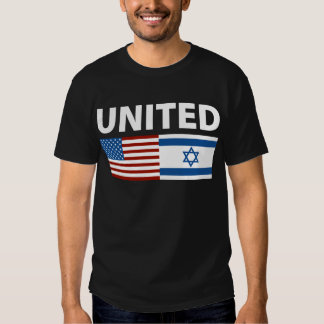United with Israel T Shirt
