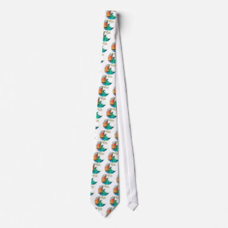 United Zombies of America Tie