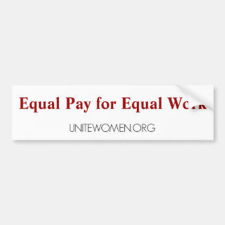 UniteWomen.org Bumper Sticker
