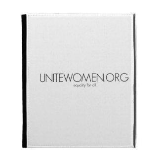 UniteWomen.org iPad Case
