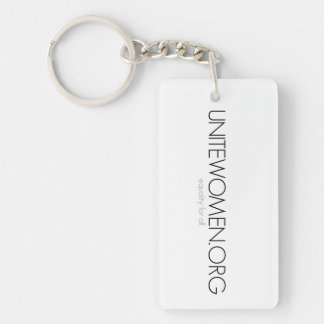 UniteWomen.org keychain