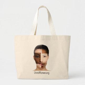 UniteWomen.org Large Tote Jumbo Tote Bag