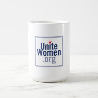 UniteWomen.org Logo Mug