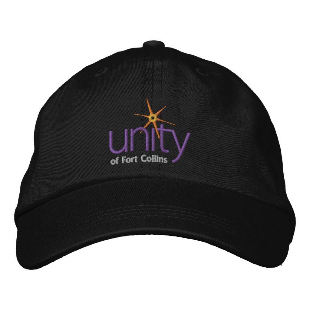 Unity adjustable logo Cap