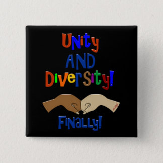 Unity and Diversity Buttons