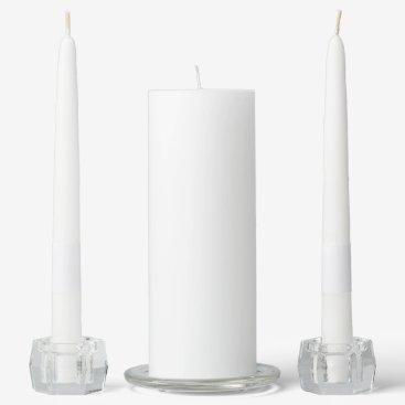 Beach Themed Unity Candle Set