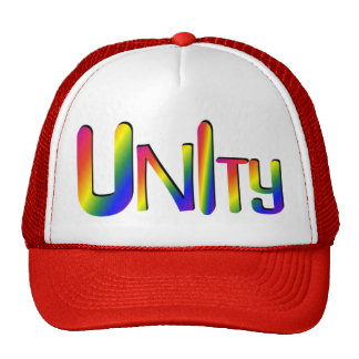 UNIty Cap Trucker Hat
