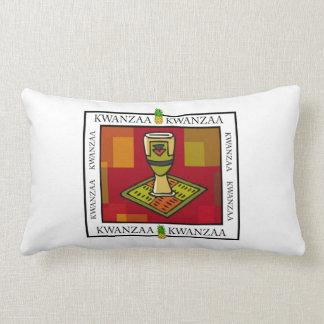 Unity Cup Kwanzaa Throw Pillow