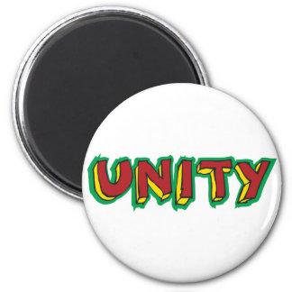 Unity Fridge Magnet