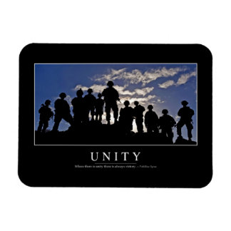 Unity: Inspirational Quote 2 Magnet