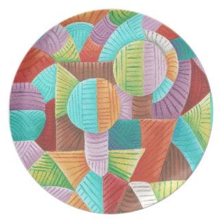 Unity Melamine Plate