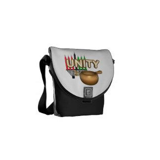 Unity Messenger Bags