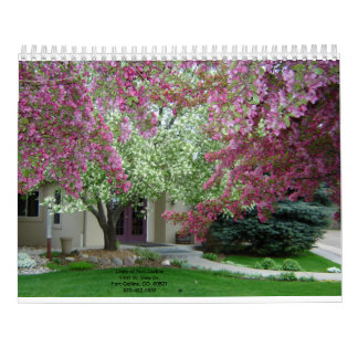 Unity of Fort Collins 2018 Wall Calendar