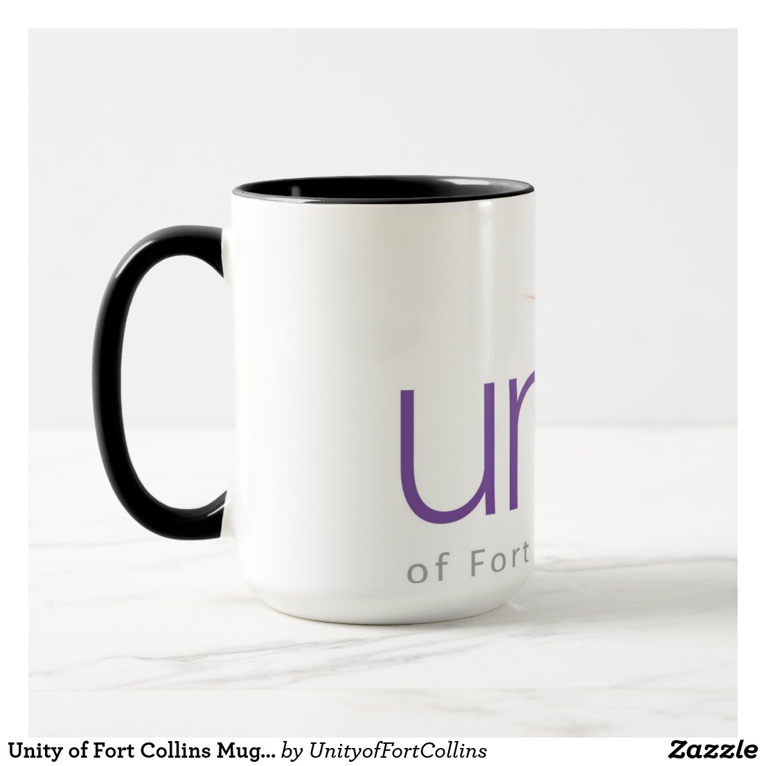 Unity of Fort Collins Mug / Coffee Cup