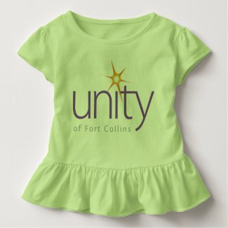 Unity of Fort Collins Toddler Ruffle Tee