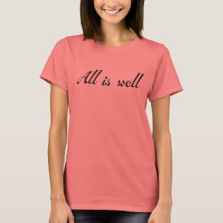 Unity of Fort Collins Women's All is Well Tee