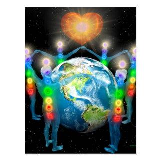Unity of the Light Postcard