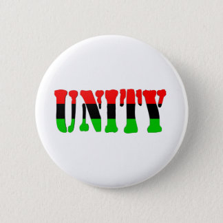 Unity Pan-African Flag Button