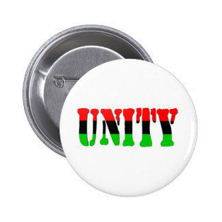 Unity Pan-African Flag Buttons