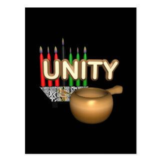 Unity Postcard