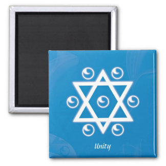 Unity Refrigerator Magnets