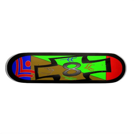 Unity Skateboard Deck
