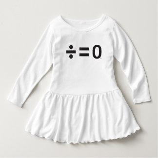 Unity Symbol Toddler Ruffle Dress