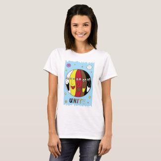 """UNITY"" Tee Shirt for Women"
