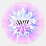Unity (Virtue sticker)