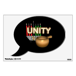 Unity Wall Decal