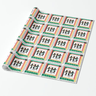 Unity Wrapping Paper