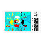 unitydance postage stamps