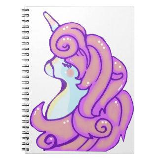 UniUni 80 Page Spiral NoteBook