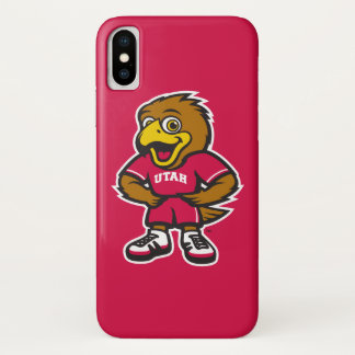 Univ of Utah Youth Logo iPhone X Case