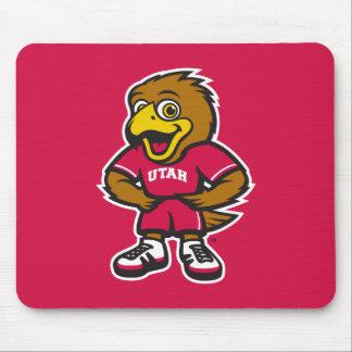 Univ of Utah Youth Logo Mouse Pad