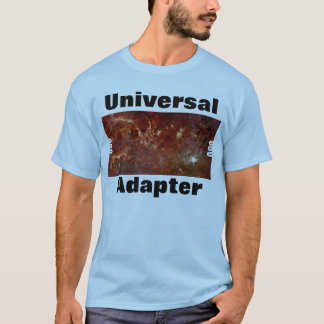 Universal Adapter T-Shirt