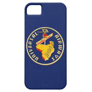 Universal Airways ~ South Africa to Israel iPhone 5 Cases