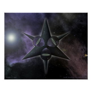 Universal Astrobiological Panspermia Presence II Poster