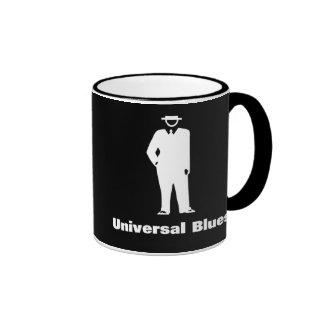 Universal Blues Coffee Mugs
