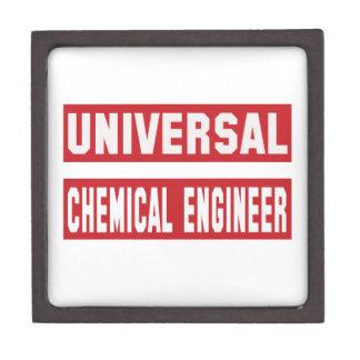 Universal Chemical engineer. Jewelry Box