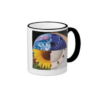 UNIVERSAL CIRCLE COFFEE MUGS