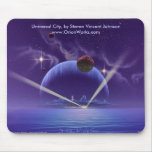 Universal City, Universal City, by Steven Vince... Mouse Pads