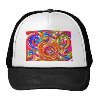 UNiversal ColorTherapy: Energy Recover GETWELLSOON Trucker Hats